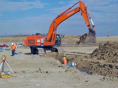 water pipeline JBS Pipeline Contractors Denver
